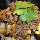 Kris' Amazing Mexican Shredded Beef ~ Slow Cooker