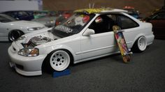 Scale Models JDM HONDA