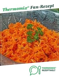 Carrot salad from A Thermomix ® recipe from the starters / salads category at www.de, the Thermomix ® community. Carrot salad from A Thermomix ® recipe from the starters / salads category at www.de, the Thermomix ® community. Ham Salad Recipes, Detox Recipes, Curry Recipes, Soup Recipes, Chicken Recipes, Cooking Recipes, Appetizer Salads, Healthy Appetizers, Healthy Dinner Recipes
