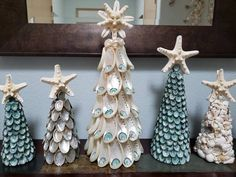 Items similar to the nautical PRETTY beach wreath in PINK_beach decor_mermaid decor on EtsyItems similar to the nautical PRETTY beach wreath in PINK_beach decor_mermaid decor on EtsyShell trees - balons, limpets, shells, pearls, starfish - Beach Christmas Ornaments, Coastal Christmas, Christmas Tree Decorations, Christmas Crafts, Christmas Ideas, Whimsical Christmas, Christmas Wedding, Seashell Candles, Seashell Crafts