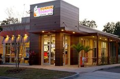 Dunkin' Donuts Testing Chicken and Waffles