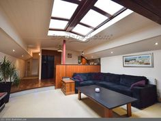 Humber Barge Houseboat for sale, 1954