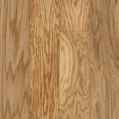 "Bruce Flooring Turlington Signature Series 3"" Engineered Northern White Oak Hardwood Flooring in Natural"