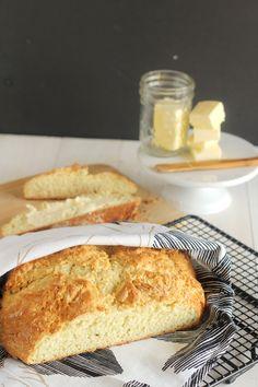 Skillet Irish Soda Bread   Carmel Moments