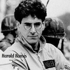 Harold Ramis #Ghostbusters