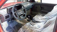 El Blog de Test del Ayer: Volkswagen Gol GTi restaurado a 0 km