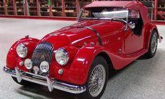 1961 Morgan Plus 4 Roadste