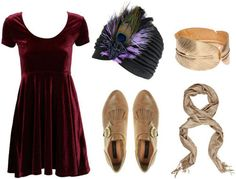 La Carlotta Inspired Outfit