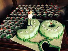 Golf themed 30th birthday