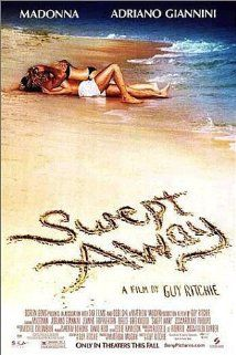 Swept Away (2002) Poster