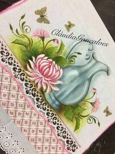 Resultado de imagem para stencil para artesanato PINTURA EM TECIDO FUNDO Decoupage Box, Cutwork, Country Primitive, Spoon Rest, Safari, Mandala, Magnolias, Painting, Artist