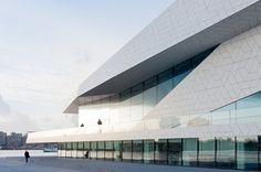 Dutch Film Institute in Amsterdam