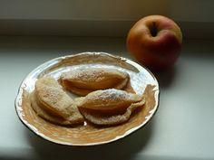smaki życia Ewy: Jabłka w cieście serowym