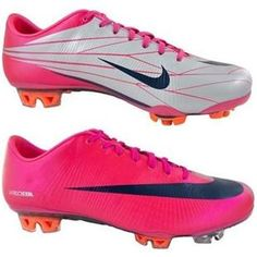 www.asneakers4u.com 2011 New Nike Mercurial Vapor Superfly II FG Soccer Cleats In Red Grey Blackcheap cleats out of stock
