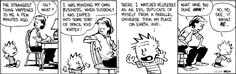 calvin and hobbes quotes - Bing images