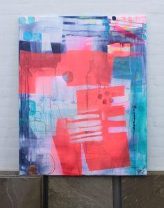 Maleri af Mette Lindberg. www.mettesmaleri.dk