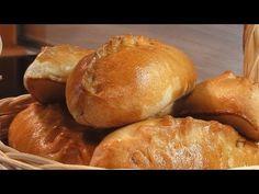 Пирожки с рыбой видео рецепт. Книга о вкусной и здоровой пище