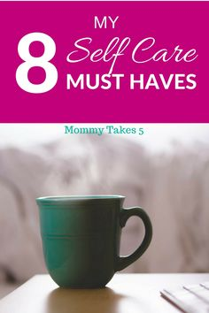 Being a busy mom means finding your best self care items to make you time a breeze. This is my list of the 9 best self care items I keep on hand.