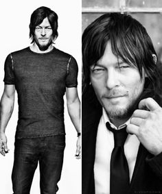 Norman Reedus #The Walking Dead