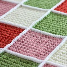 How to Join Granny Squares | AllFreeCrochetAfghanPatterns.com
