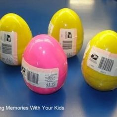 Kids love to get things in the mail -- I love this idea for Easter!!