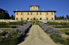 Medici Villa of Petraia in Florence