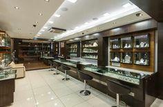 Enchanting india silver shop at kolhapur done by cultural's interior designer