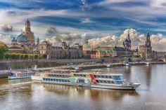 Dresden, immer eine Reise wert. Architektur