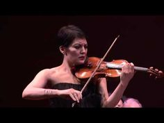 ▶ Anne Akiko Meyers Plays 'Spiegel im Spiegel' by Arvo Pärt
