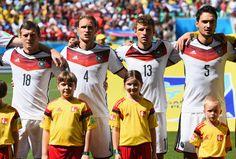 Mats Hummels Photos - Germany Training