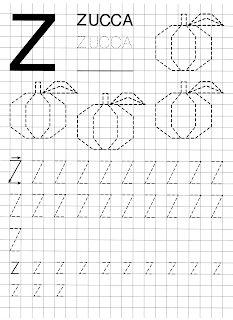 La maestra Linda : Schede di grafismi e pregrafismi Preschool Writing, Kindergarten Math Worksheets, Worksheets For Kids, Writing Activities, Preschool Activities, Letter Tracing Worksheets, Tracing Letters, Preschool Art Projects, Geography Activities