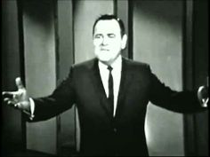 JONATHAN WINTERS - 1964 - Standup Comedy