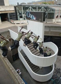 Parkour Artists & Freerunning Entertainers | Streets United