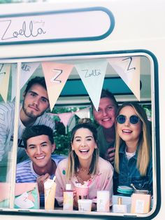 Zoella: Would you take free ice cream from these nutters?