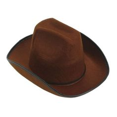 Brown Cowboy Hat  http   www.amazon.com PartySuppliesDelivered- dcaa768d637a