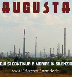 Sicilia: Augusta, tra interessi internazionali e svendita di un territorio