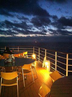 Isabell Knopf: Vorfreude auf die Kreuzfahrt,wenn ich endlich in Rente bin