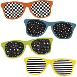 "Checkout the ""School Pop Sunglasses Mini Cut-Outs"" product"
