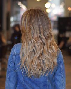 Layered Haircut by Jesse Wyatt #hair #haircut #layers #jessewyatt