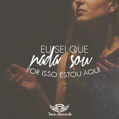 Meu Pai, eu me rendo. Coloco minha vida nas suas mãos para que seja feita a sua vontade. Mesmo sem entender o seu agir, eu confio em ti. Sei que o Senhor me ama e me chama de filha, mesmo (eu) não merecendo tanto amor e cuidado.
