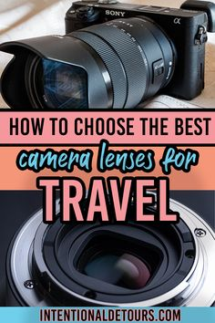 Are you looking for the best travel lenses for your next trip? Well this is the guide for you! Click through for everything you need to know about picking the right Sony a6000 travel lens for your next adventure! |Sony a6000 | Sony a6000 Photography| Travel Photography | Sony Alpha | Sony a6000 Camera| Sony a6000 Lenses | Travel Photography | Best Travel Photography Lenses |