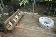 7 Stupefying Useful Tips: Built In Fire Pit small fire pit summer nights.Large Fire Pit How To Build fire pit furniture interior design. Pallet Fire Pit, Fire Pit Bench, Fire Pit Swings, Gazebo With Fire Pit, Fire Pit Wall, Fire Pit Chairs, Fire Pit Seating, Backyard Walkway, Fire Pit Landscaping