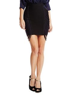 Marciano Women's Nahara Bandage Skirt GUESS by Marciano http://www.amazon.com/dp/B00UZEES3G/ref=cm_sw_r_pi_dp_LTEOvb1QYW8NC