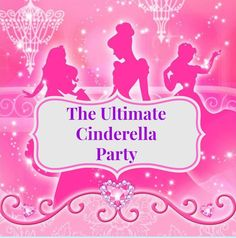 Celebrating Cinderella...every little girl is going to want their own very Special Cinderella party and Birthday In A Box has a huge assortment for you to choose from! Dreams Do Come True! #teelieturner #disneycinderella www.teelieturner.com