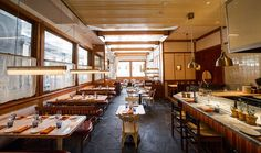 The Manhattan Heatmap: Where to Eat Right Now.