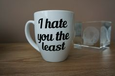 Sarcastic Valentine's gift for your BFF or significant other at aSideOfSass on Etsy!