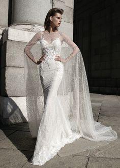 World Exclusive | Berta Wedding Dress Collection 2016 | Bridal Musings Wedding Blog 9