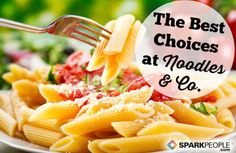 Food on the Run: Noodles and Company via @SparkPeople