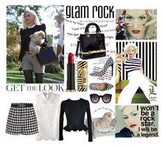 """Gwen Stegani"" by ymociondesign on Polyvore featuring Urban Decay, gx by Gwen Stefani, L.A.M.B., Chicnova Fashion, Emma Cook, maurices, Dasein, women's clothing, women's fashion and women"