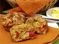 The Holsts' savoury muffins